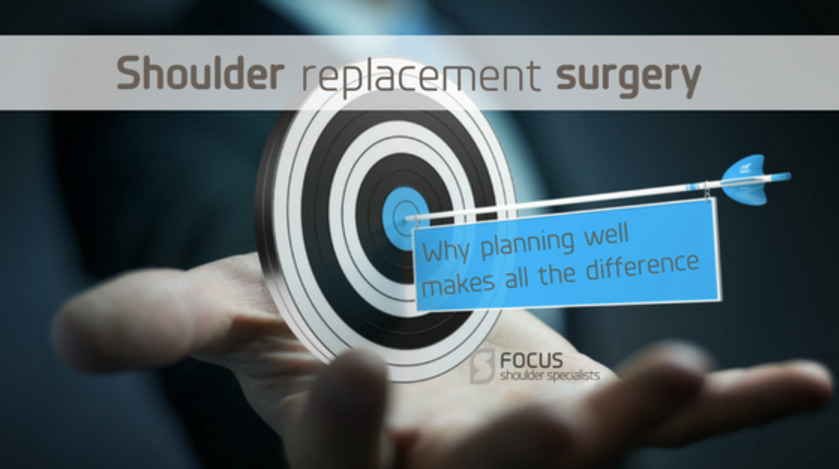 Shoulder Replacement Surgery: How Planning Well Makes All the Difference