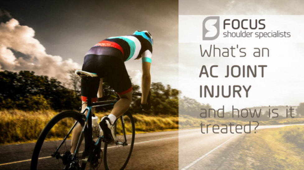 What's an AC Joint Injury and How is it Treated?
