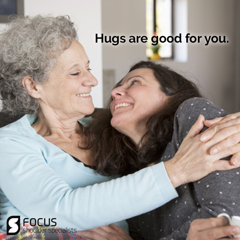Hugs Are Good For You